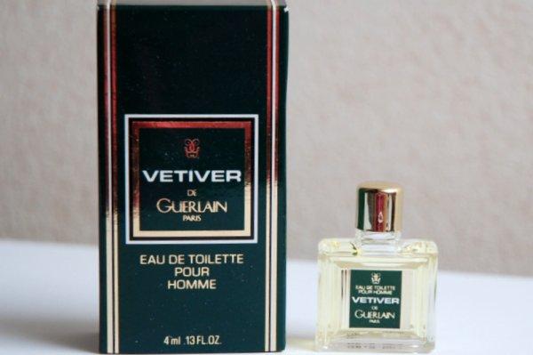 Vétiver de GUERLAIN (1988)