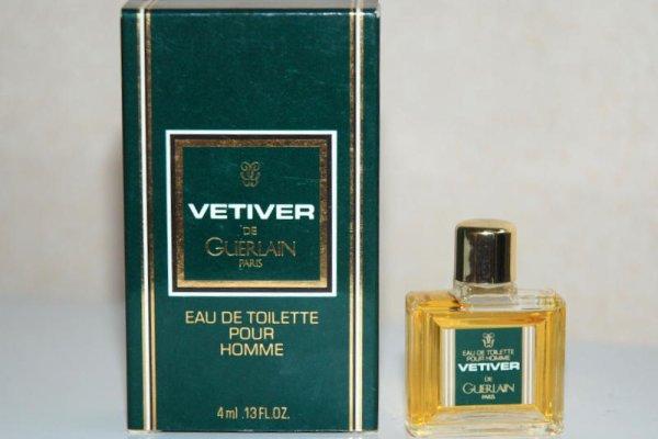 Vétiver de GUERLAIN (1992)