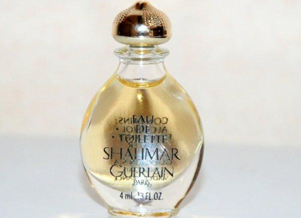Goutte de GUERLAIN G 10 (1991), réservée aux USA,
