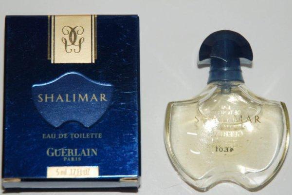 Shalimar de GUERLAIN, Réplique Eau de toilette