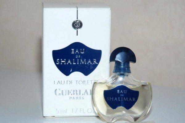 Shalimar de GUERLAIN, Réplique Eau