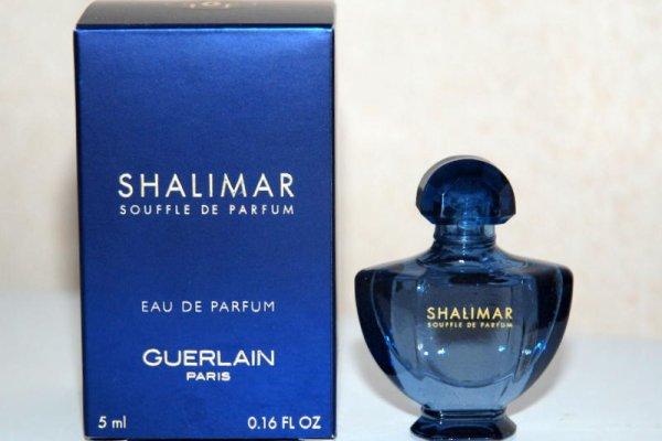 Shalimar de GUERLAIN, Réplique Souffle de Parfum