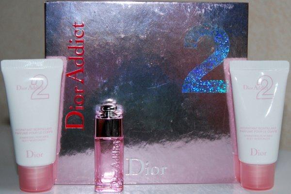 Addict 2 de DIOR - Création 2005 - Coffret