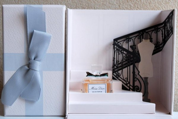 Miss Dior de DIOR - Création 2012 - Coffret Eau de parfum