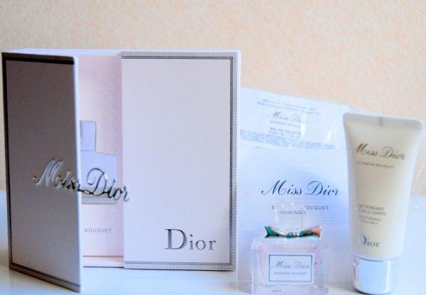 Miss Dior Blooming Bouquet de DIOR - Création 2014 - Coffret