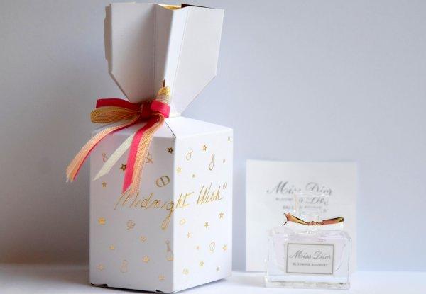 Miss Dior Blooming Bouquet de DIOR - Création 2014 - Coffret Noël
