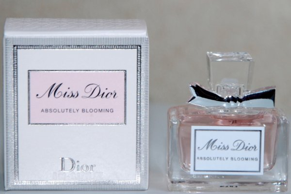 Miss Dior Absolutely Blooming de DIOR - Création 2016