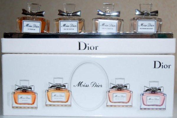 Miss Dior de DIOR - Coffret La Collection