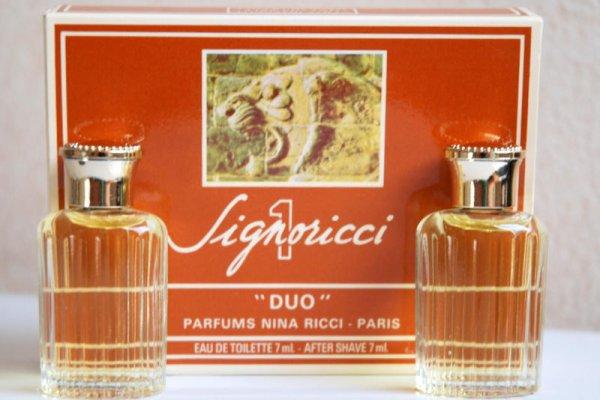 Signoricci de RICCI - Création 1965 - Coffret
