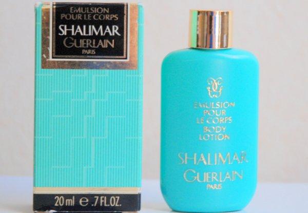 Shalimar de GUERLAIN, Réplique Cosmétique