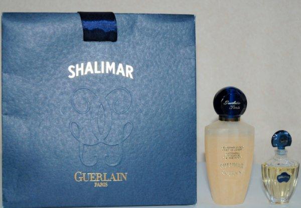 Shalimar de GUERLAIN, pochette