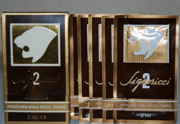 Signoricci 2 de RICCI - Création 1975 - Fraîchettes