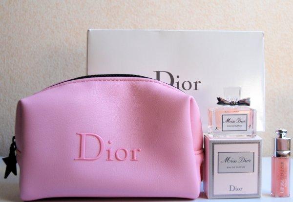 Miss Dior de DIOR - Création 2017 - Coffret - Jus rose