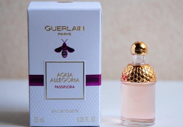 Aqua Allegoria de GUERLAIN (2015) 6ème version - suite