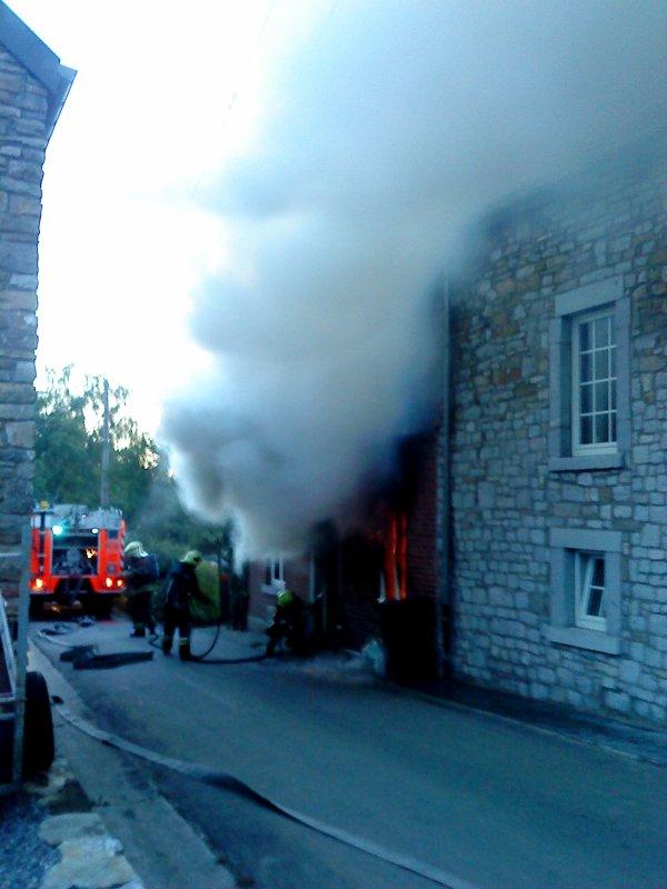 Incendie Filot