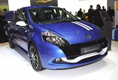 CLIO 3 RS GORDINI