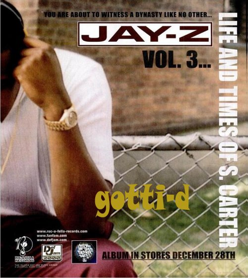 Gotti volume 3 the hustler
