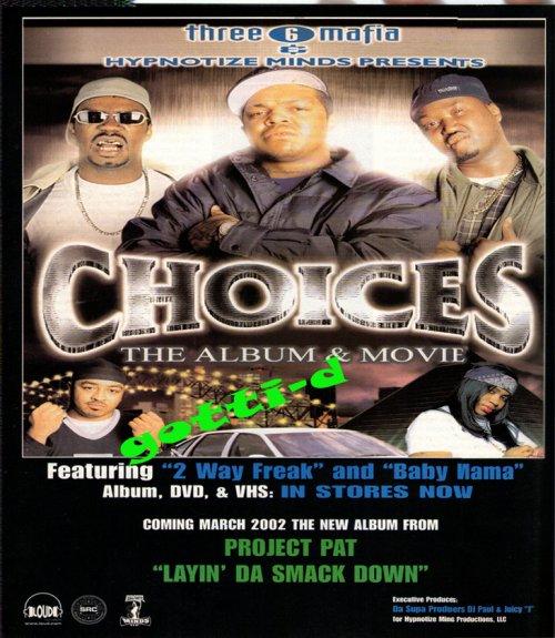 Three 6 Mafia - Tear Da Club Up (Remix)