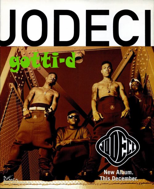 Jodeci - Diary of a Mad Band - gotti-d