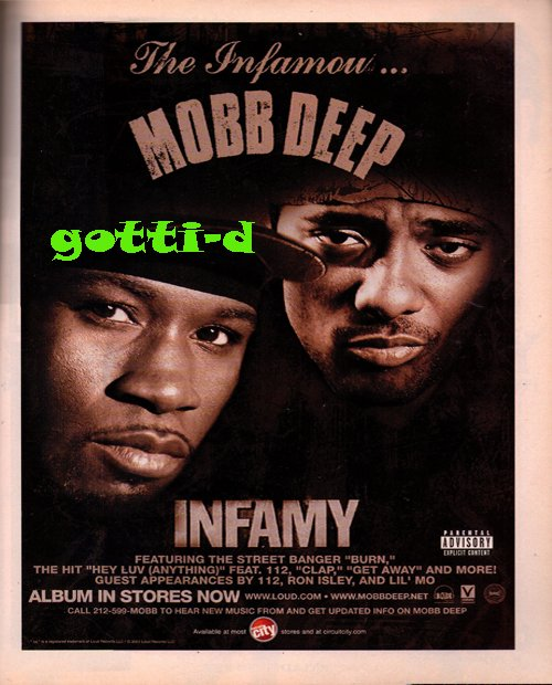 Mobb Deep Featuring 112 - Hey Luv