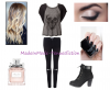Tenue 9. Tenue simple dark.