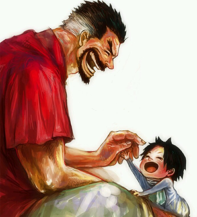 Garp and Ace