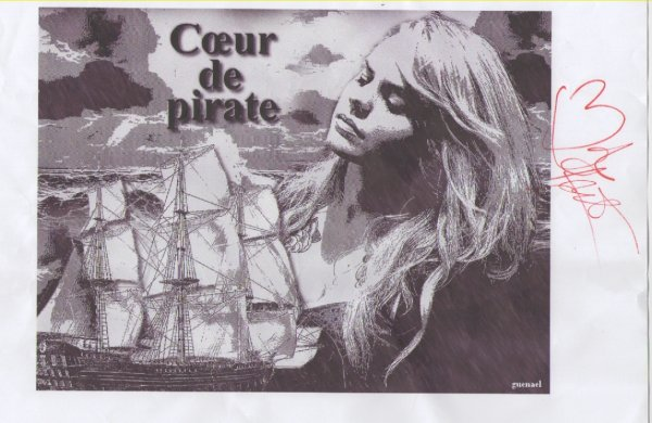 COEUR DE PIRATE    ....YES  ON A REUSSIS !!!!!