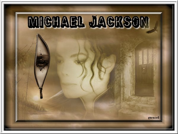 """HOMMAGE  MICHAEL JACKSON    """" nouvelles creations """""""