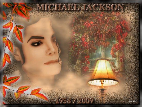HOMMAGE MICHAEL JACKSON        nouveau diaporama /   nouvelles creations    page special
