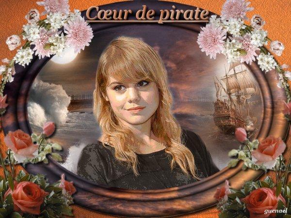 coeur de pirate / 3 nouvelles creations /  LES CLIPS /   playlist