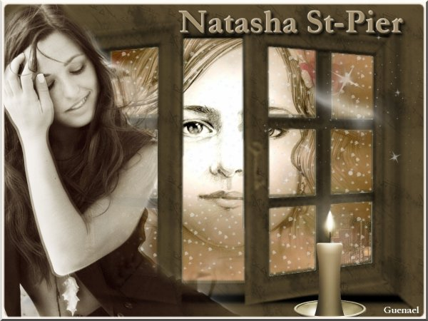 Natasha St-Pier nouvelle creations  + videos
