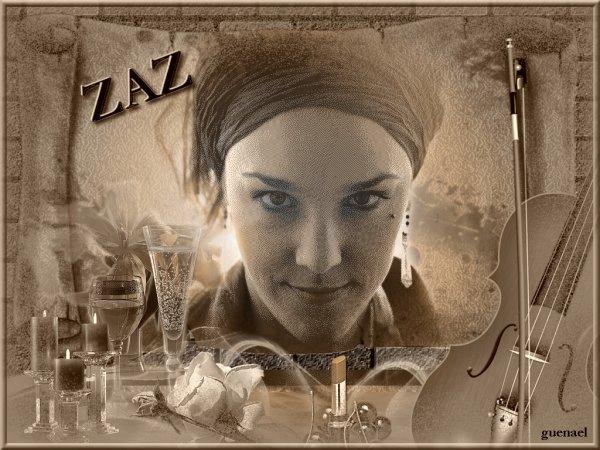 ZAZ  /    nouvelle album ;  nouvelles creations