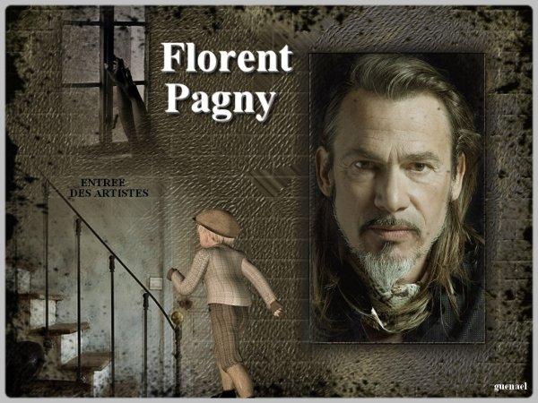 FLORENT PAGNY  _  3 nouvelles creations , nouveau clip  , playliste videos