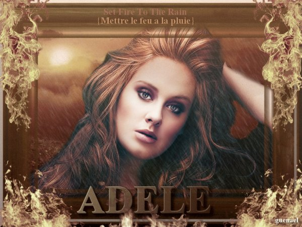 ADELE - 'Make You Feel My Love' ... 5 clips  -5 tubes