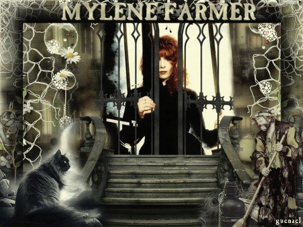 MYLENE FARMER  LES CLIPS _  avalanche nouvelles creations