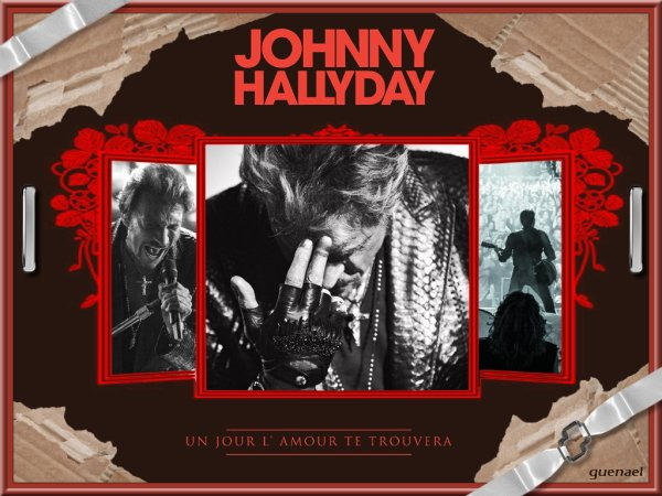 FRANCE GALL &  JOHNNY HALLYDAY   nouvelle creation