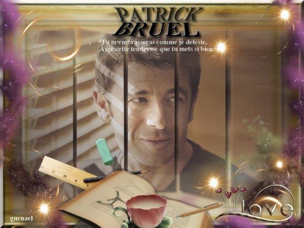 les chansons qu on aime   SPECIAL PATRICK BRUEL  3  nouvelles creation et playliste!