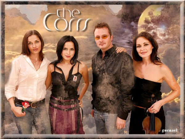 ABBA  .  THE CORRS .  QUEEN
