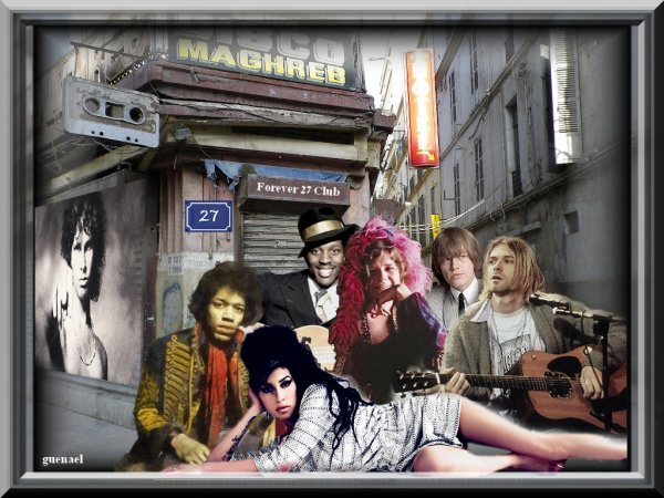 Forever 27 Club,