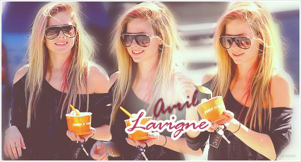 .  LavignAv, ta nouvelle source pour suivre l'actualité de Avril Lavigne ! .