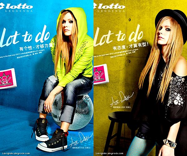 . Mark Liddell a posté des photoshoot sur FB de Avril posant pour la campagne 2011 Avril x Lotto. Je n'aime vraiment pas les vêtements de cette marque, mais Avril est très jolie et très retouchée sur ces photos. Vous aimez?! .
