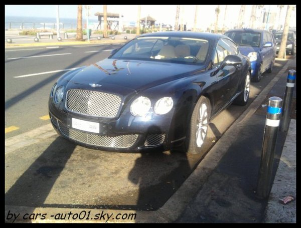 bentley continental gtspeed