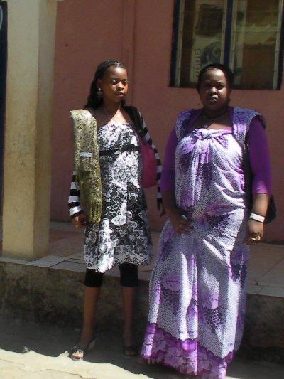 saouiya et moi