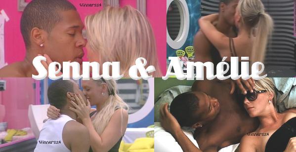Senna & Amélie : Je t'aime moi non plus™ .