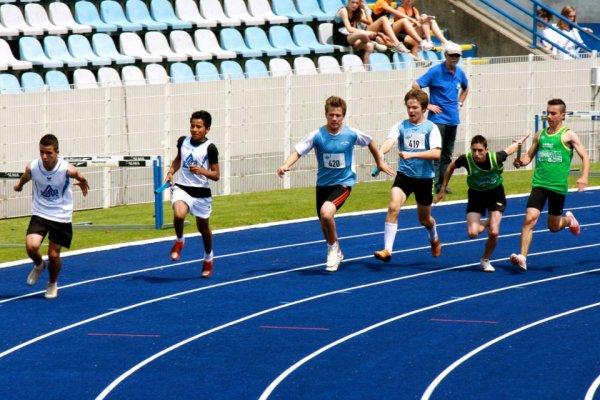 Athlétisme!!
