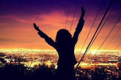 Tu bloques tes rêves lorsque tu laisses tes peurs grandir plus que ta foi