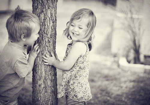Grand est celui qui n'a pas perdu son coeur d'enfant.