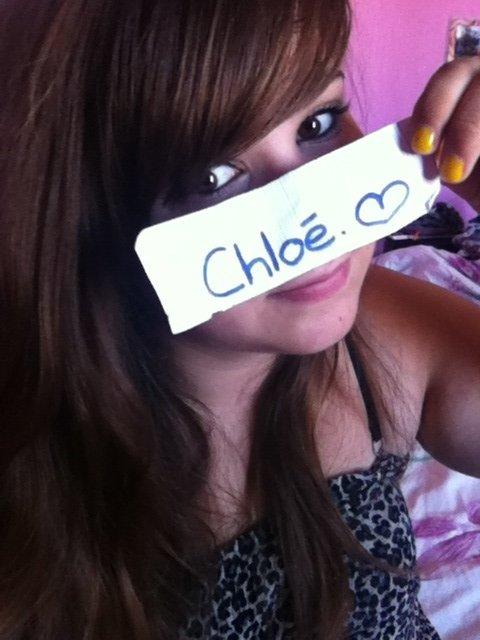 Pour Chloé