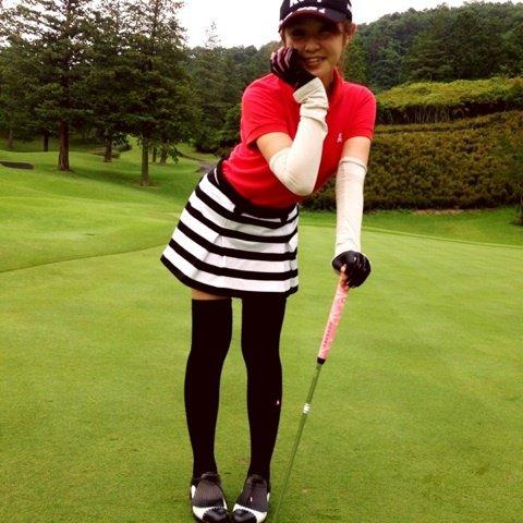 ☆ゴルフデビュー☆