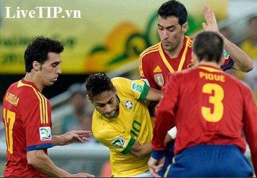 TIP Bóng đá uy tín || Pele không muốn Brazil đụng độ Tây Ban Nha
